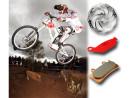 Goldstuff sintered brake pads Atomlab model Pimp