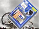 Goldstuff sintered brake pads Tektro model Novela