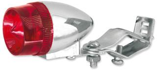 Lampe im Retro Rücklicht Design
