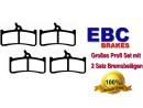 2x Brake pads Grimeca System 12 - 4 brake pads