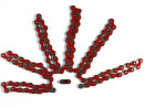 Special Reinforced Bicycle Chain Red