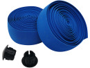 Shock-absorbing Race Bike Handlebar Tape Blue
