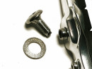 Rennrad Bremsbeläge Bremsbacken Aluminium Bremsschuh
