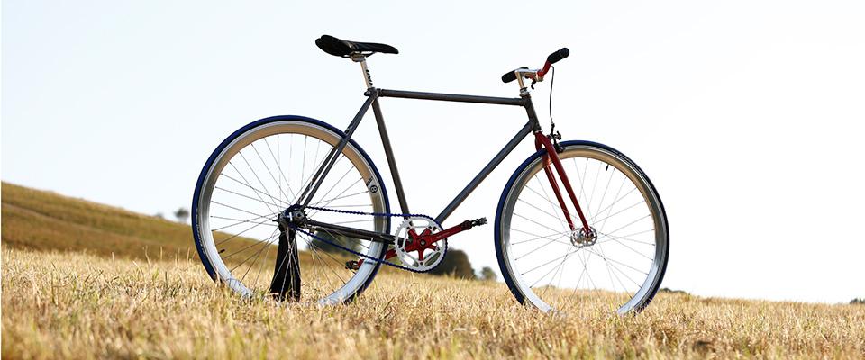 Zweigang Kickback Fahrrad